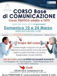 Volantino PNL Base 2019
